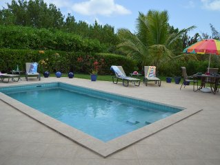 Perroquet Villa in Providenciales,Turks & Caicos Islands