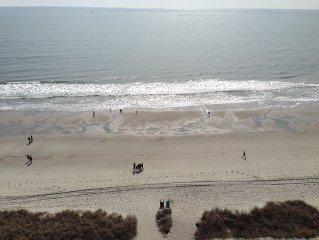 Direct Oceanfront 2-Bedroom Condo! Sleeps 8! 11th Floor with Amazing Views!