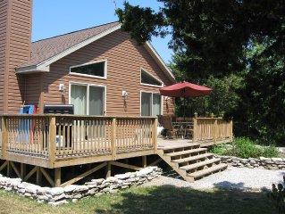 Cedar Cottage - Kelleys Island (Lake Erie) Vacation Retreat