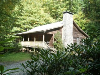 Quiet Private Mtn House Located 10 Miles From Harrah's Cherokee Resort