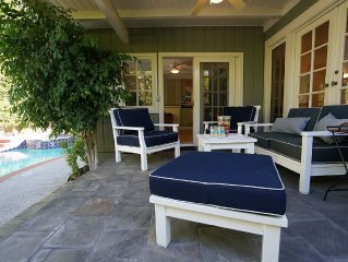 Warm California Retreat Ideally Situated for your Staycation or Remote Working!