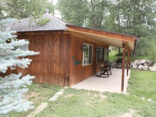 Mt. Monarch cabin- fishing, off roading, hiking, biking or  relaxing- come visit