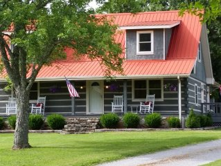 Southern Country 'Cowboy' Hospitality at the Twin Oaks Ranch Nashville TN