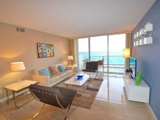 Sweeping Oceanfront Condo
