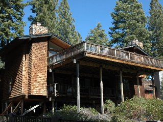 5 Bedrooms - Close to Ski Resorts: Squaw, Alpine, Northstar & Tahoe City