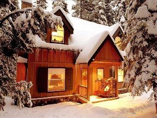 Cozy Cabin Tahoe Pines