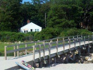 Private, Landmark location, Single Family Beach House