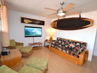 Beautiful Lahaina Side 2 BR Condo with Beach View