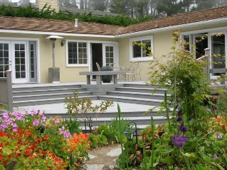 Your Home in Pebble Beach: Convenient, Comfortabl