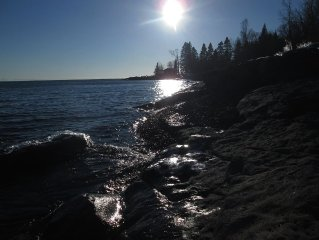 Lake Superior Special! Stay Two Nights, Get the 3rd Night Free - Feb. thru April