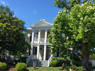 Historic Gem of Beaufort!  Newly Restored, 2 Blocks from the Waterfront!