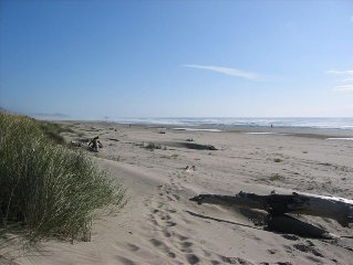 OPEN for Christmas! Newer Large Condo Ocean View; Steps to Sand