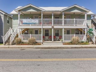 110 11th St. Close to Beach & Boardwalk Affordable Fully-Equipped Apartments