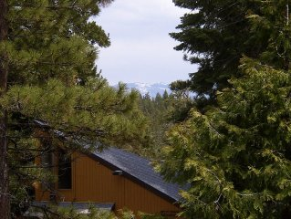 Beautiful 2Br Condo In Tahoe City With View Of The Mountains
