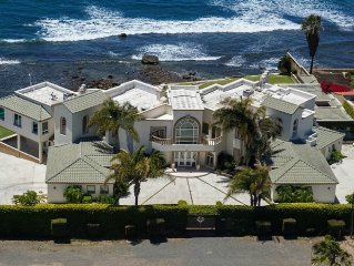 La Mansion Ensenada , Ocean Front Estate