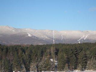 Escape to the Vermont Mountains