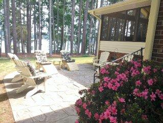 Bluebird Bay has 'Big Water' Views In A Peaceful Cove