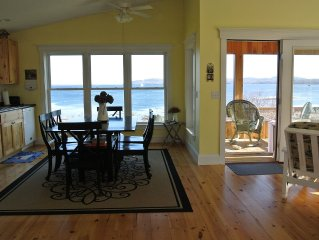 Spectacular cottage on Penobscot bay