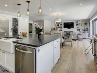 Huge Sea Canyon Home Rebuilt And Designed For Entertaining And Family Fun!