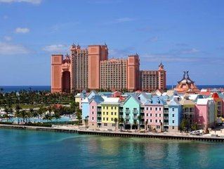 Atlantis, Bahamas - Sleeps 4 - option for upgrade to 8 - See Description