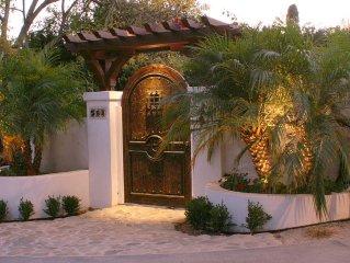 Affordable Classic Montecito Spanish Style Villa