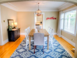 Book Summer now!! 6 Bd N. Tacoma Craftsmans close to University Of Puget Sou