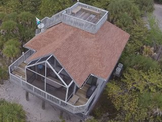 New LOWER RATES  -  The Best Vacation Home On North Captiva Island, Florida