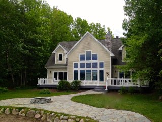 Beautiful Lake House on Little Glen Lake