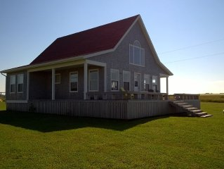Beautiful Cottage with Panoramic Views / Direct Access to Beach