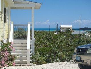 Beach Vacation Rental in Exuma, The Bahamas