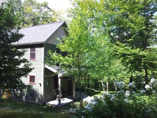 3-bed, 2-bath, in Vermont's Green Mountains!  Last-minute deals always availabl