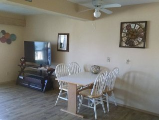Spader Bay Condo with Private Beach and Boat Moor