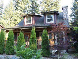 Chianti Cottage At Cultus Lake - Exclusive Vacation Rental Property