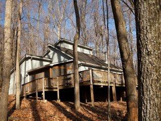 Treetop Cottage-Coolfont Mountainside Award Winning Resort