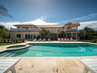 Casa Los Suenos Fantastic Luxury Oceanfront Villa