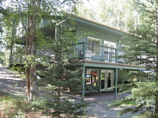 Beautiful Long Lake lakefront home.  Perfect for summer and winter. Sleeps 14.