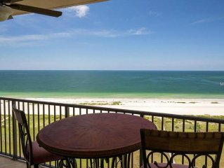 Gulf-Front Fully Furnished Renovated 2B/2B Condo In Sand Key,Clearwater Beach,FL