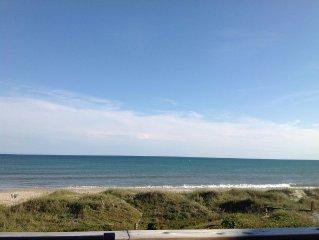 Views Galore! Private Beach Access! Tasteful, Clean, Spacious!