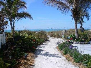 Tropical Paradise Condo on the Beach