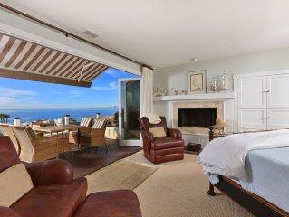 La Jolla Beach Home with Ocean Views, One Block from Beach