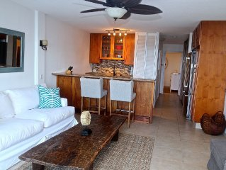 Beachfront Condo In Ma'alaea