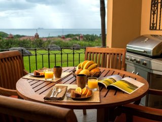 Beautiful Ocean View Condo - 5 Star Golf & Spa Resort - Private Beach Club