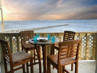 Beautiful Waterfront Condo - Newly Renovated with Amazing Views