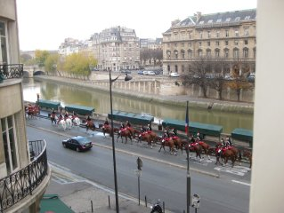 Fabulous Seine View in Best Area of 6th Arrondisement