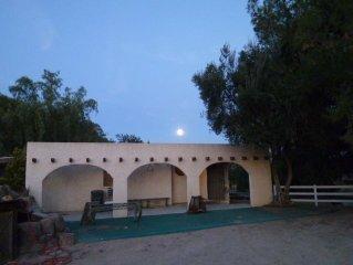 Malibu / Topanga 24 acre Ranch