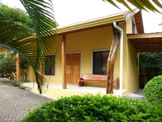 Casita Pacifica- A small luxury house only steps from Samara Beach