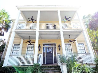 Historic Home in the Heart of Downtown Beaufort's 'Old Point'