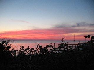 Share Splendid Sunsets Over the Beautiful Chesapeake Bay    .