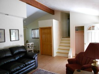'Shore to Please' unit 2; 3 bedroom condo on the Lake; Holly Hock