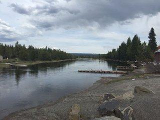 Yellowstone Park/ Grand Teton Park, Mack's Inn, Flyfishing, Snowmobiling,